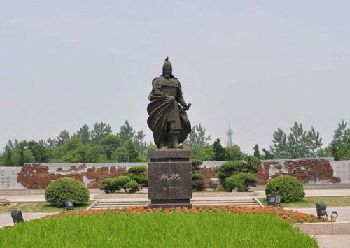 朱然文化公园