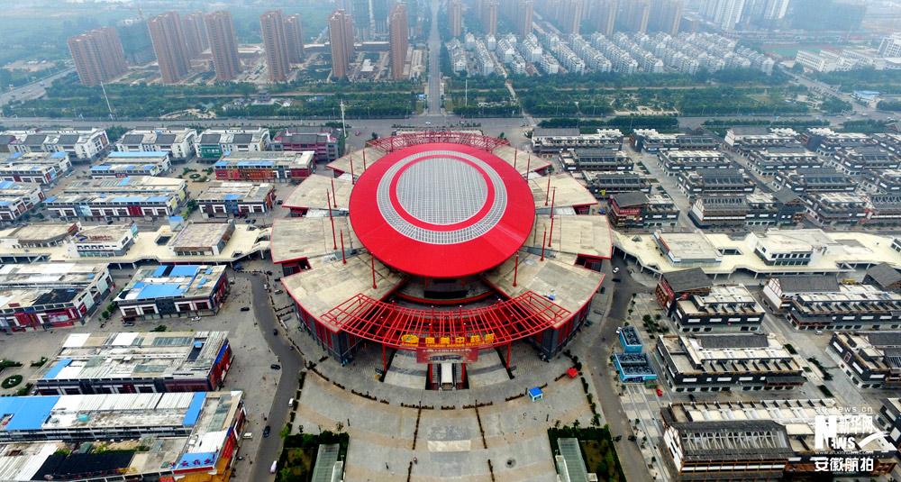 新华网新闻无人机队安徽中队飞赴美丽亳州 寻觅中华药都的独特魅力