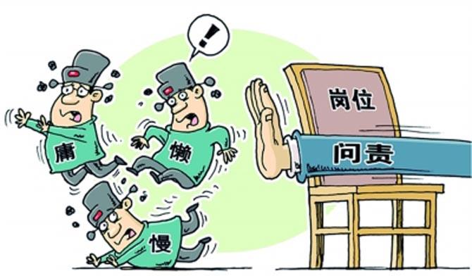 """中国强化考核问责机制落实新五年规划""""硬指标"""""""