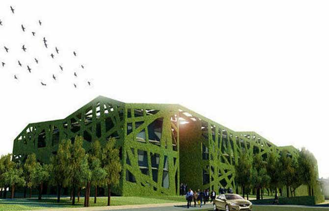 侯淅珉代表:建议发展装配式建筑落实绿色发展理念