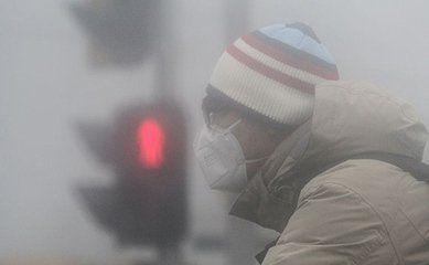 环保部长:74个城市PM2.5浓度去年下降14.1%