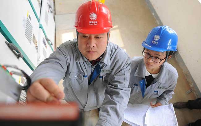 安徽明光:农网改造升级 增进农民福祉