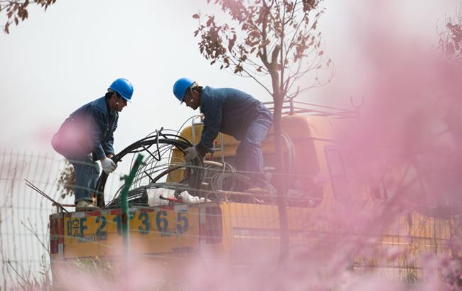 淮北全力推进农网改造升级工程